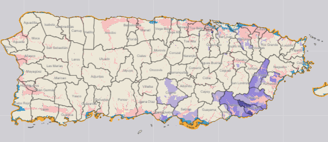 Mapping Vulnerability in Puerto Rico | Pulitzer Center