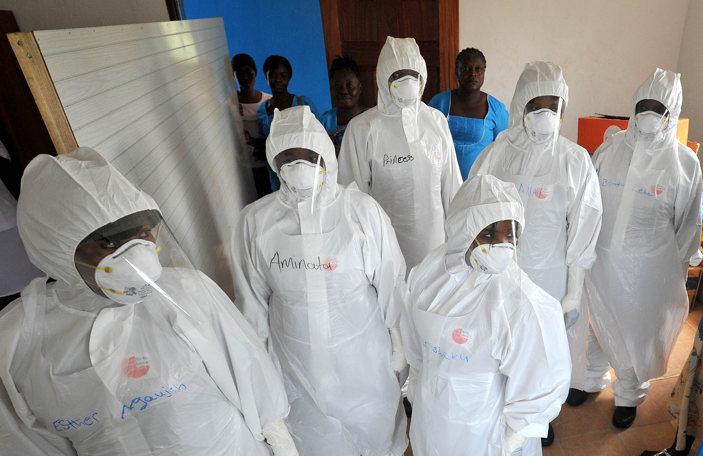 Sierra Leone: Ebola, Maternal Care and Willy Wonka | Pulitzer Center