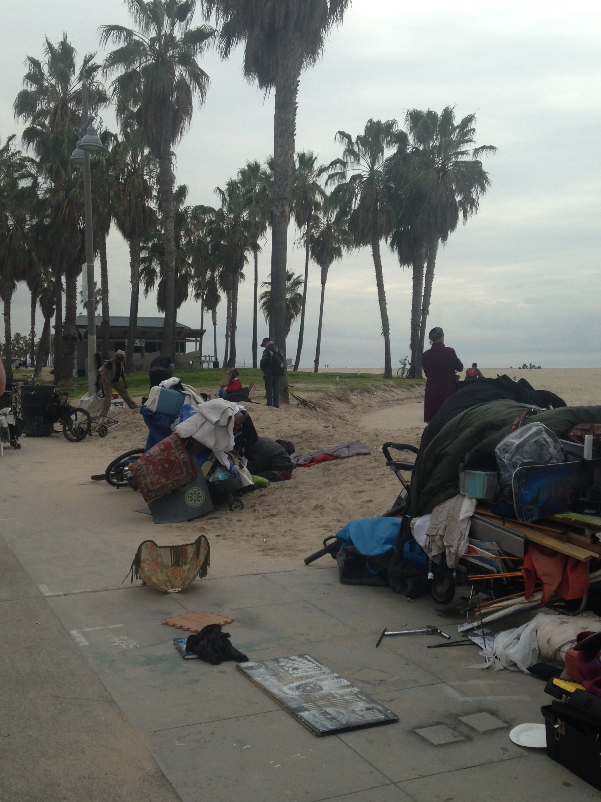 balance of rights in la residential homelessness
