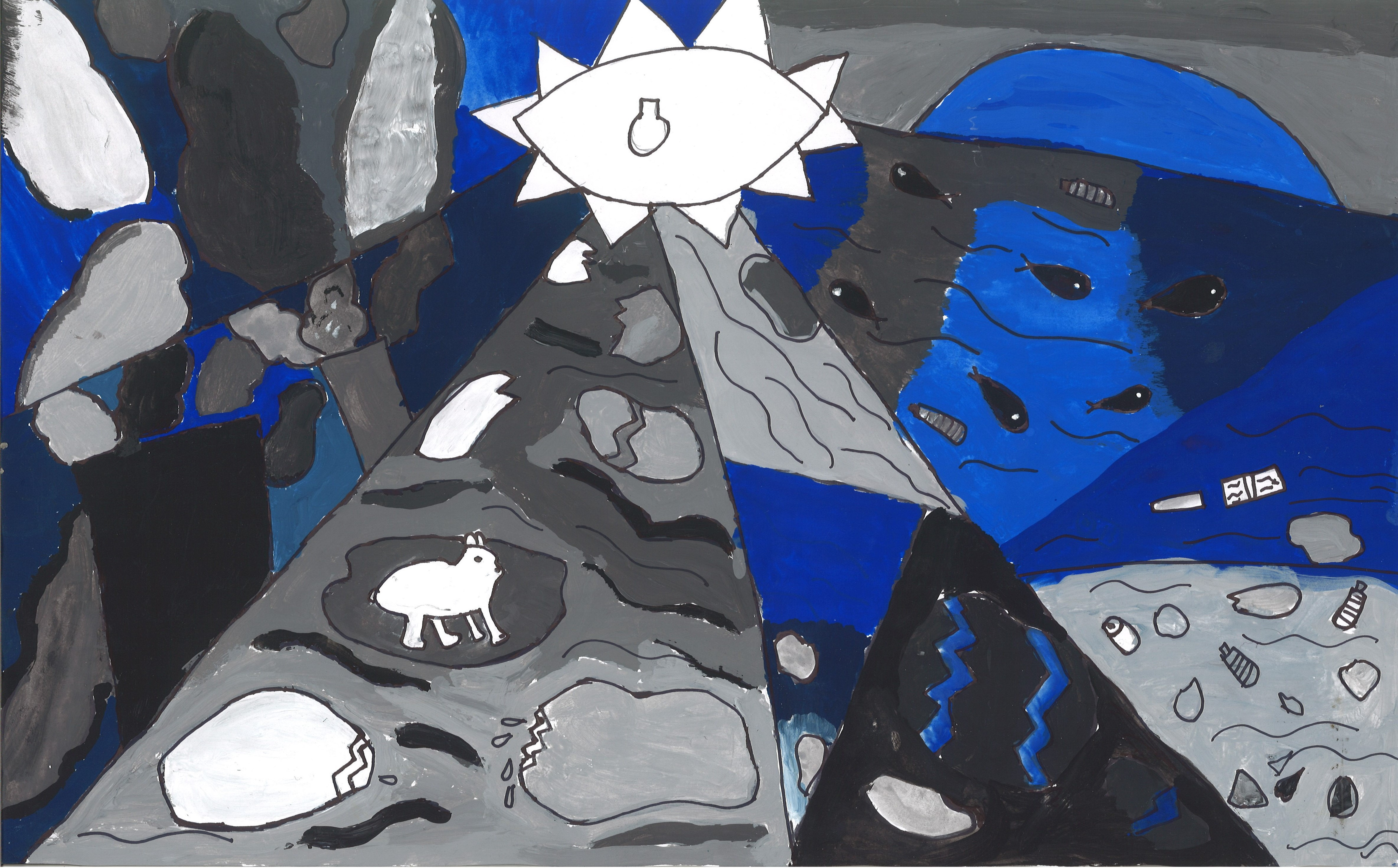 Interpreting Global Issues Through Picasso Guernica