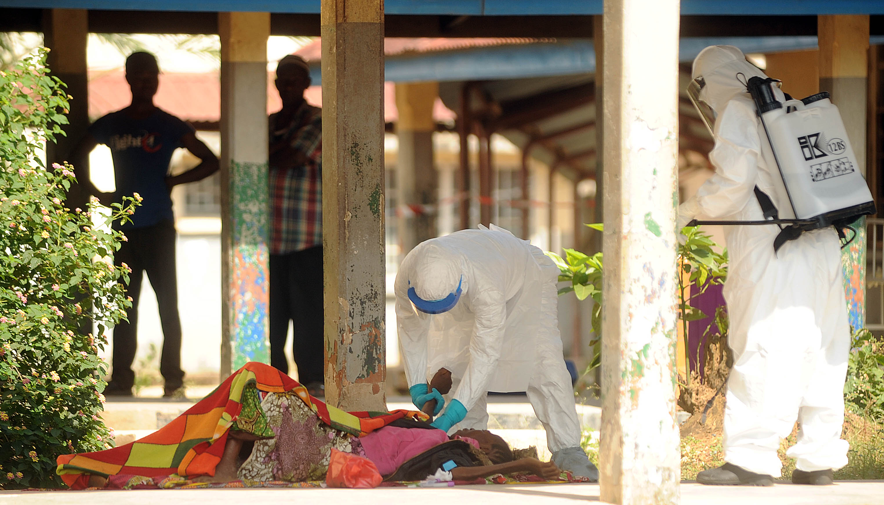 In Sierra Leone Ritual And Medical Practices Gap