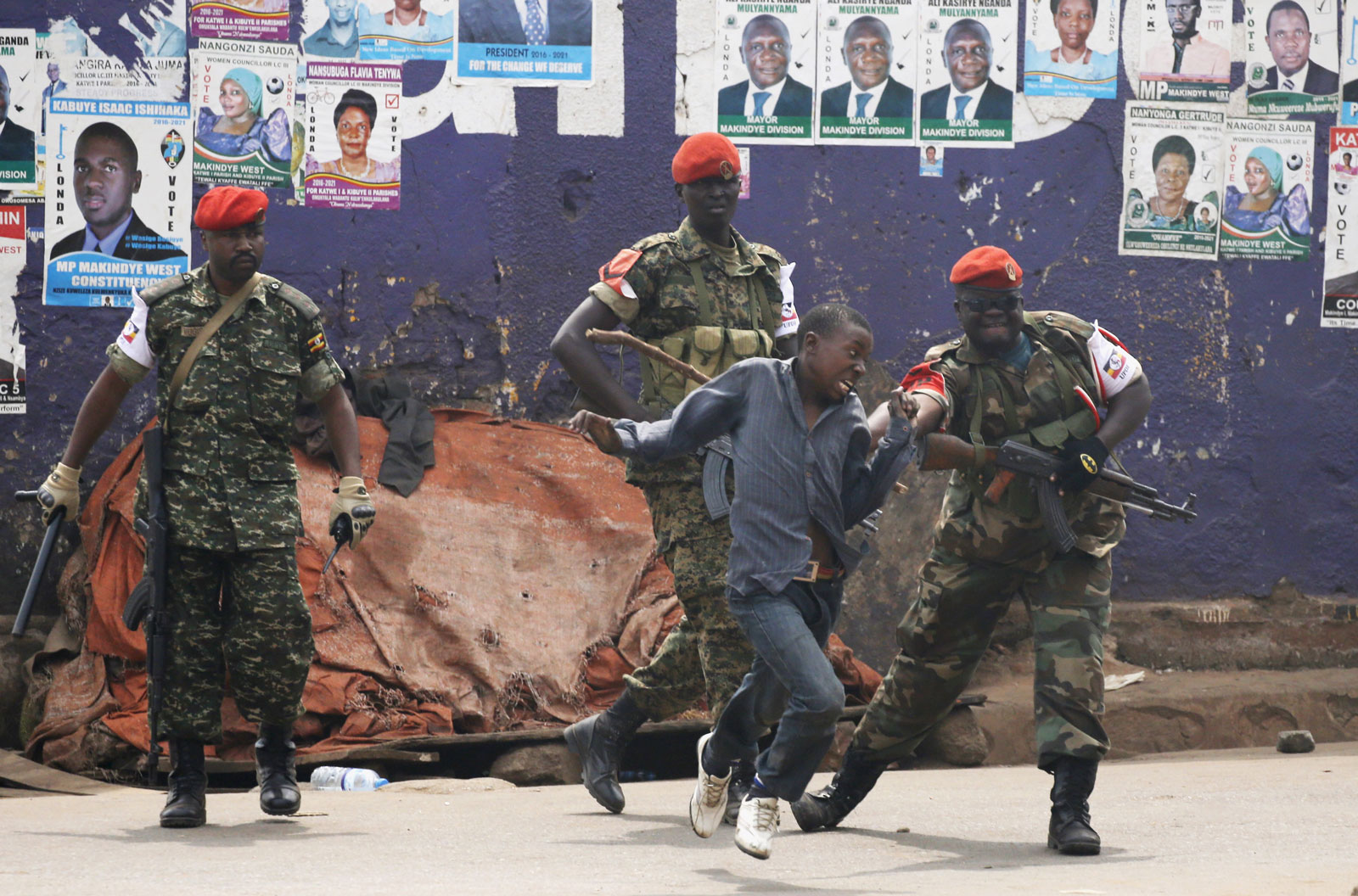 Uganda: The Cost of Fake Democracy | Pulitzer Center