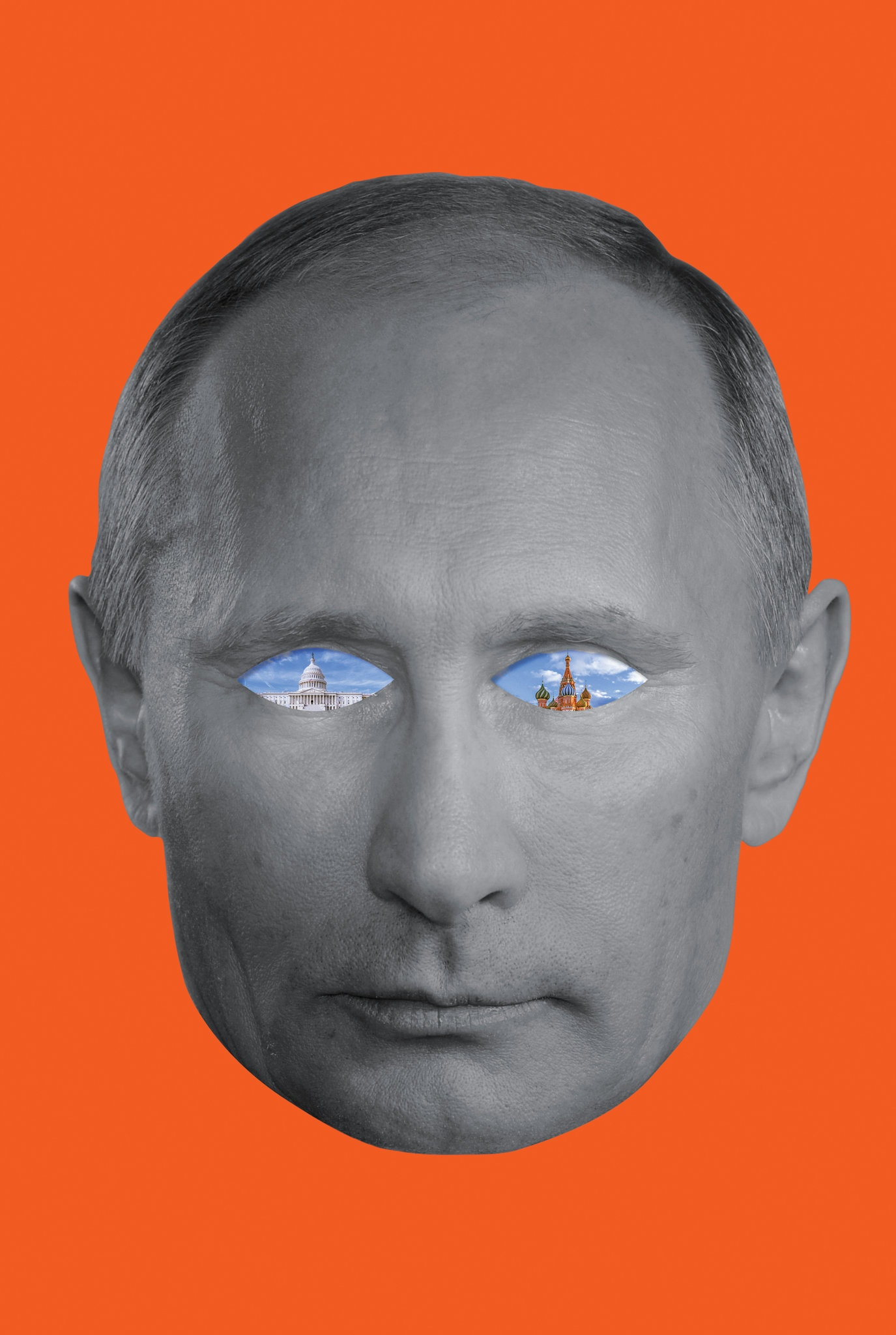MAGNET METAL VLADIMIR PUTIN I BELIEVE THE PRESIDENT RUSSIA