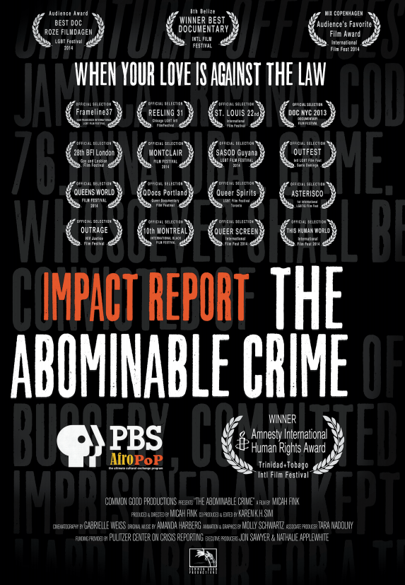 The Abominable Crime' Educates Global Communities   Pulitzer