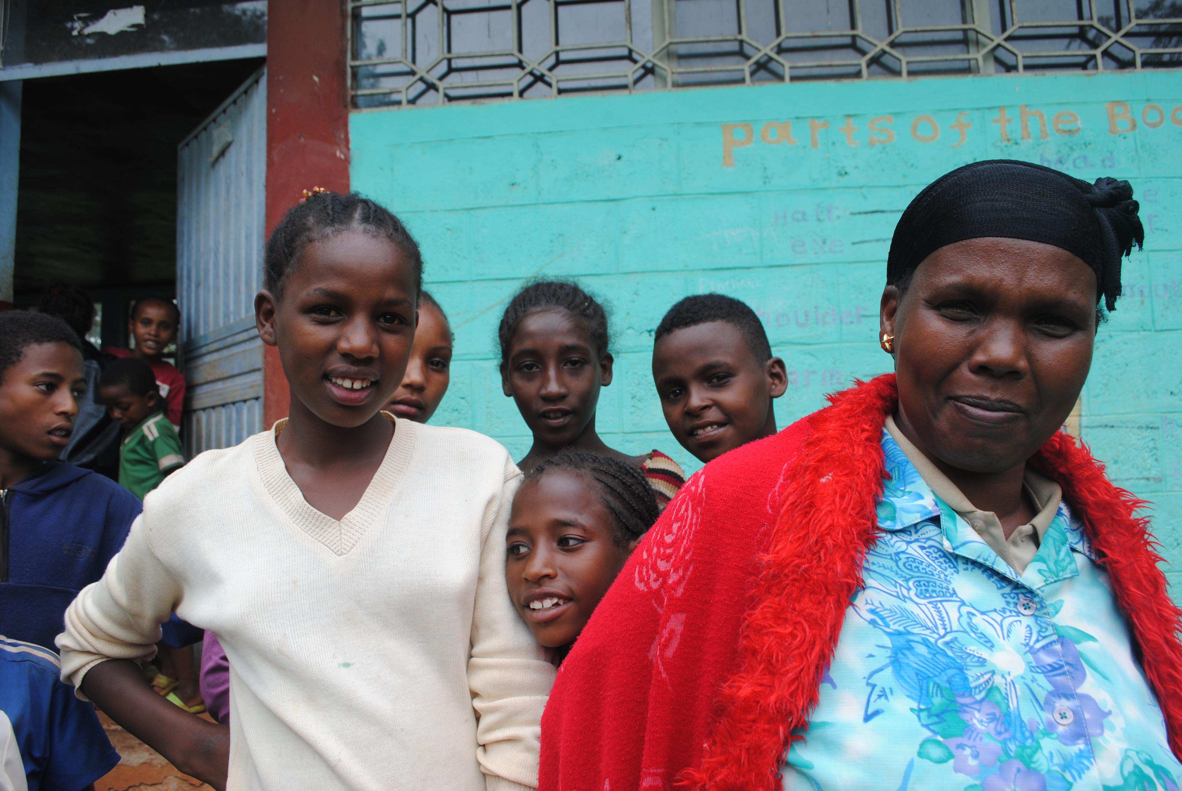 KMG Reduces Female Genital Mutilation in Ethiopia | Pulitzer Center