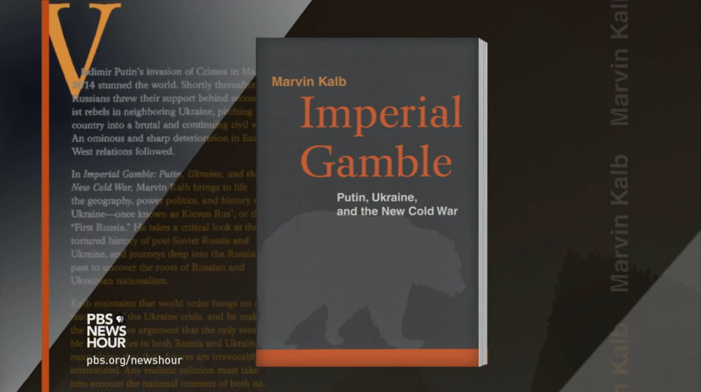 Marvin Kalb's Imperial Gamble | Pulitzer Center