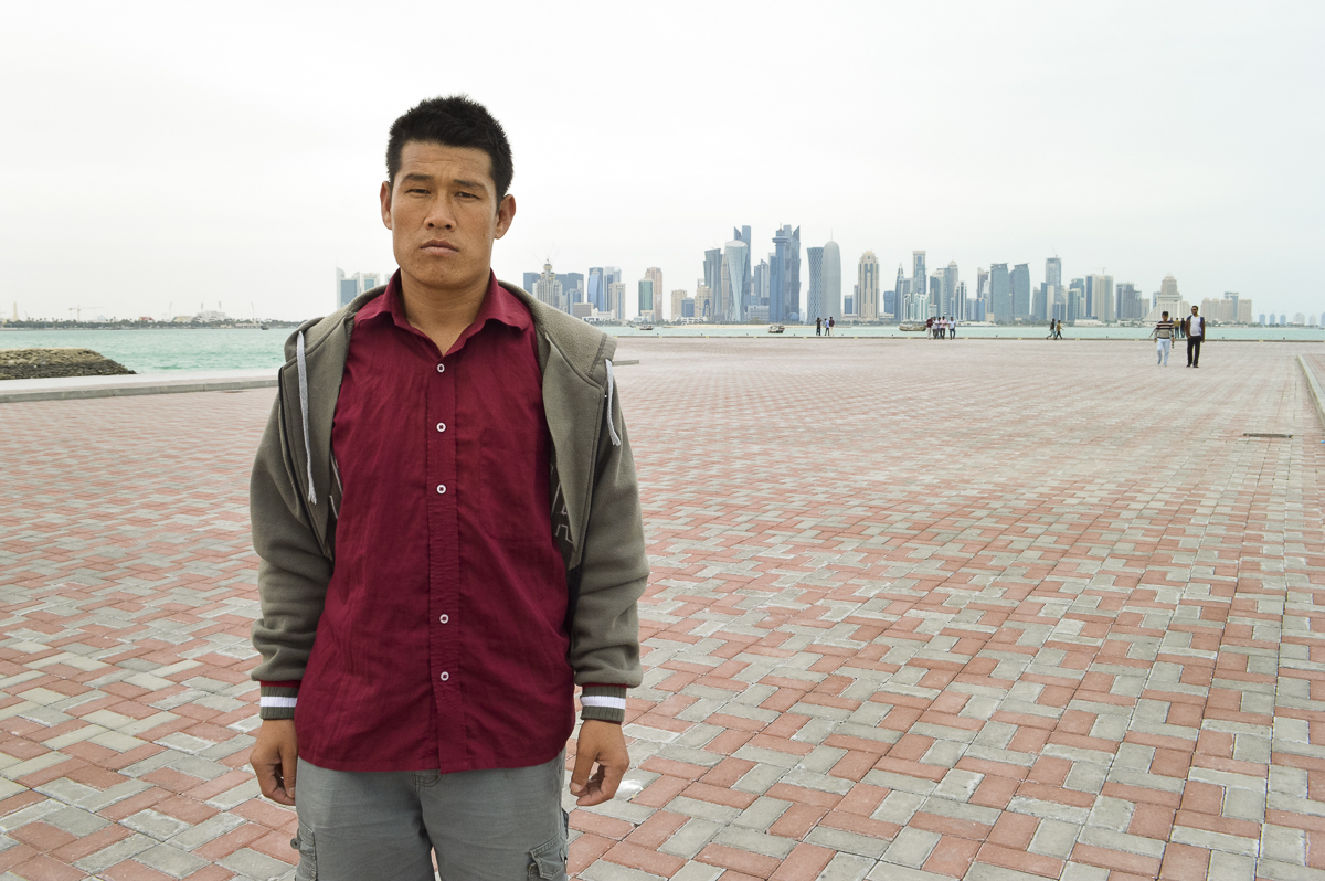 Qatar's Nepali Workers Denied Pay | Pulitzer Center