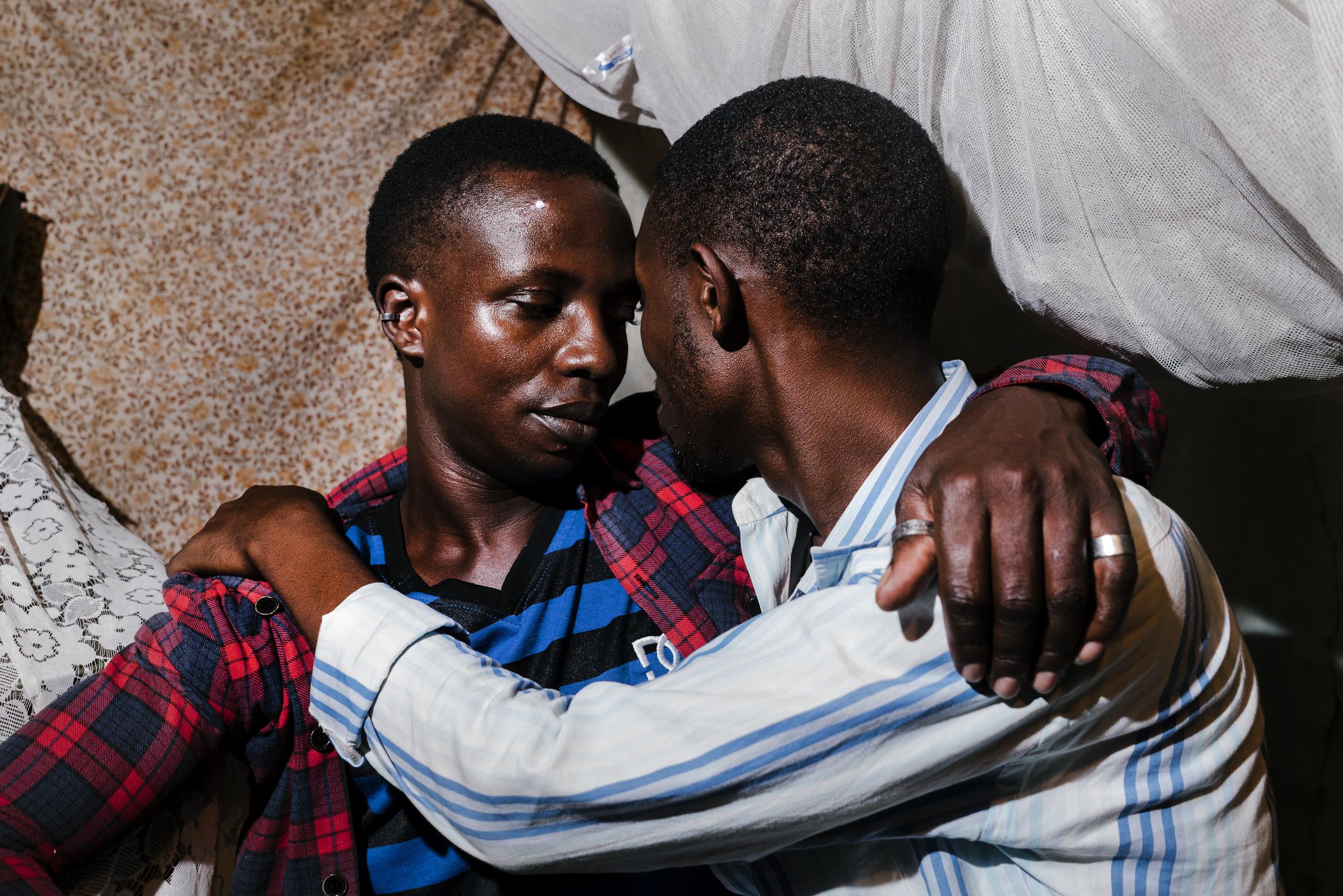Homosexuality in uganda africa