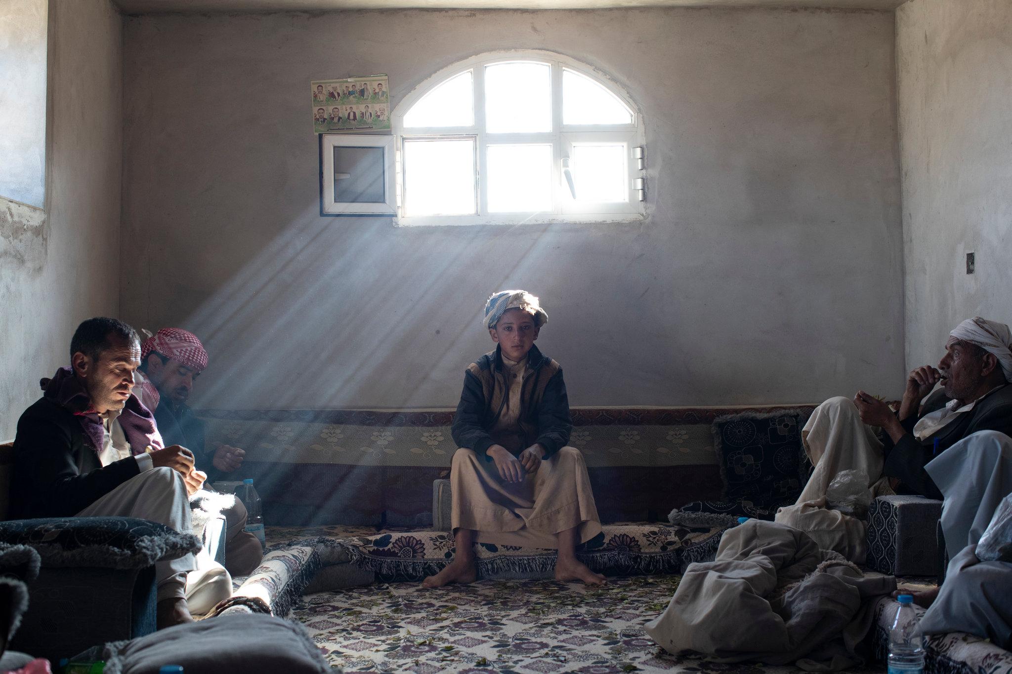 A Tragedy in Yemen, Made in America   Pulitzer Center