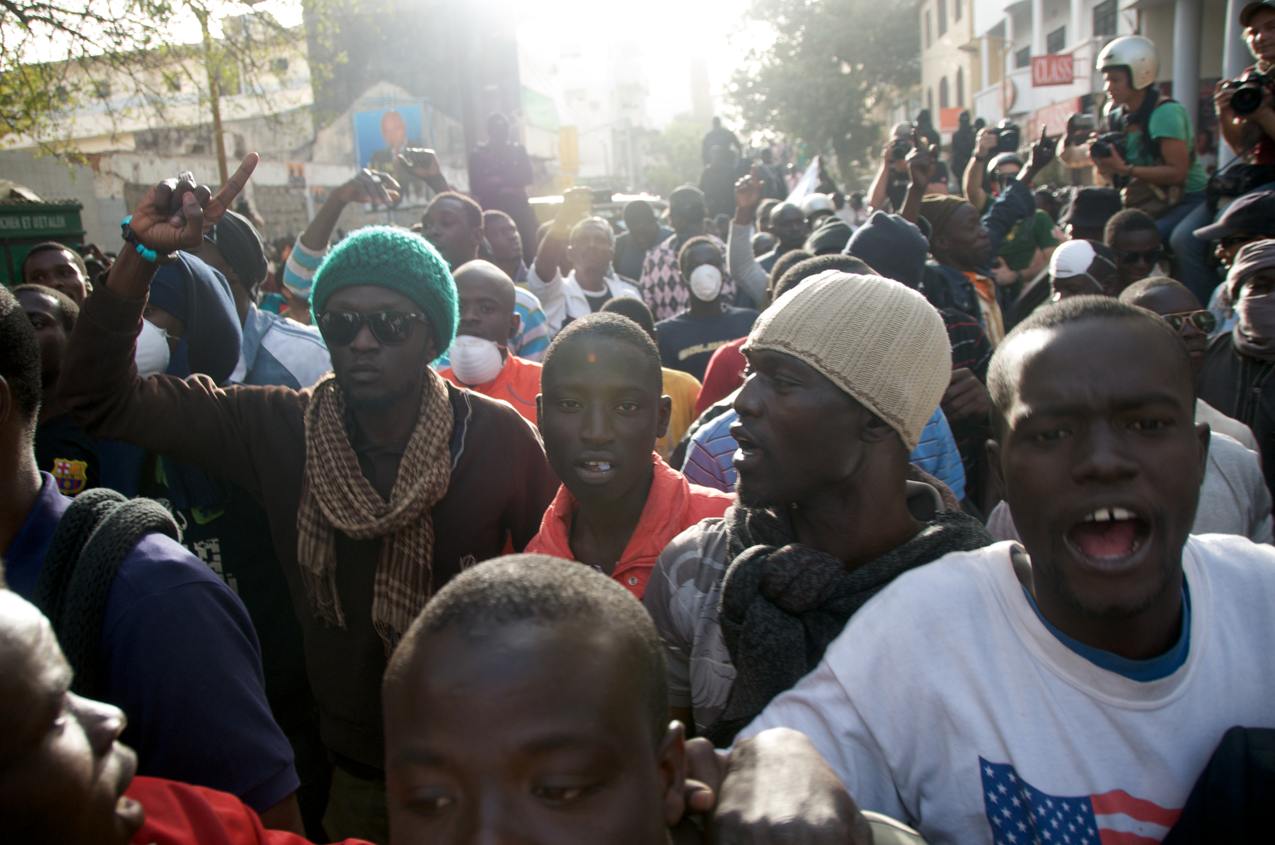 Senegal: Rappers and Journalists Lead Protests | Pulitzer Center