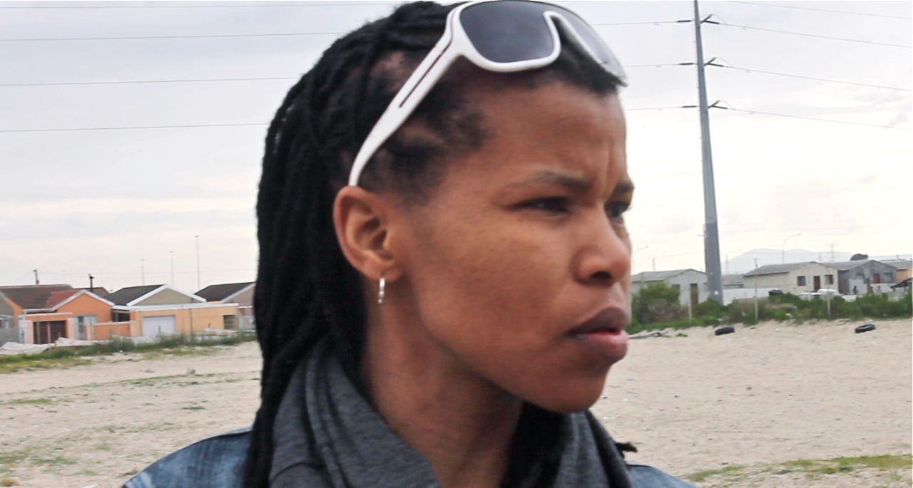 being a lesbian in south africa can be a death sentence. | pulitzer