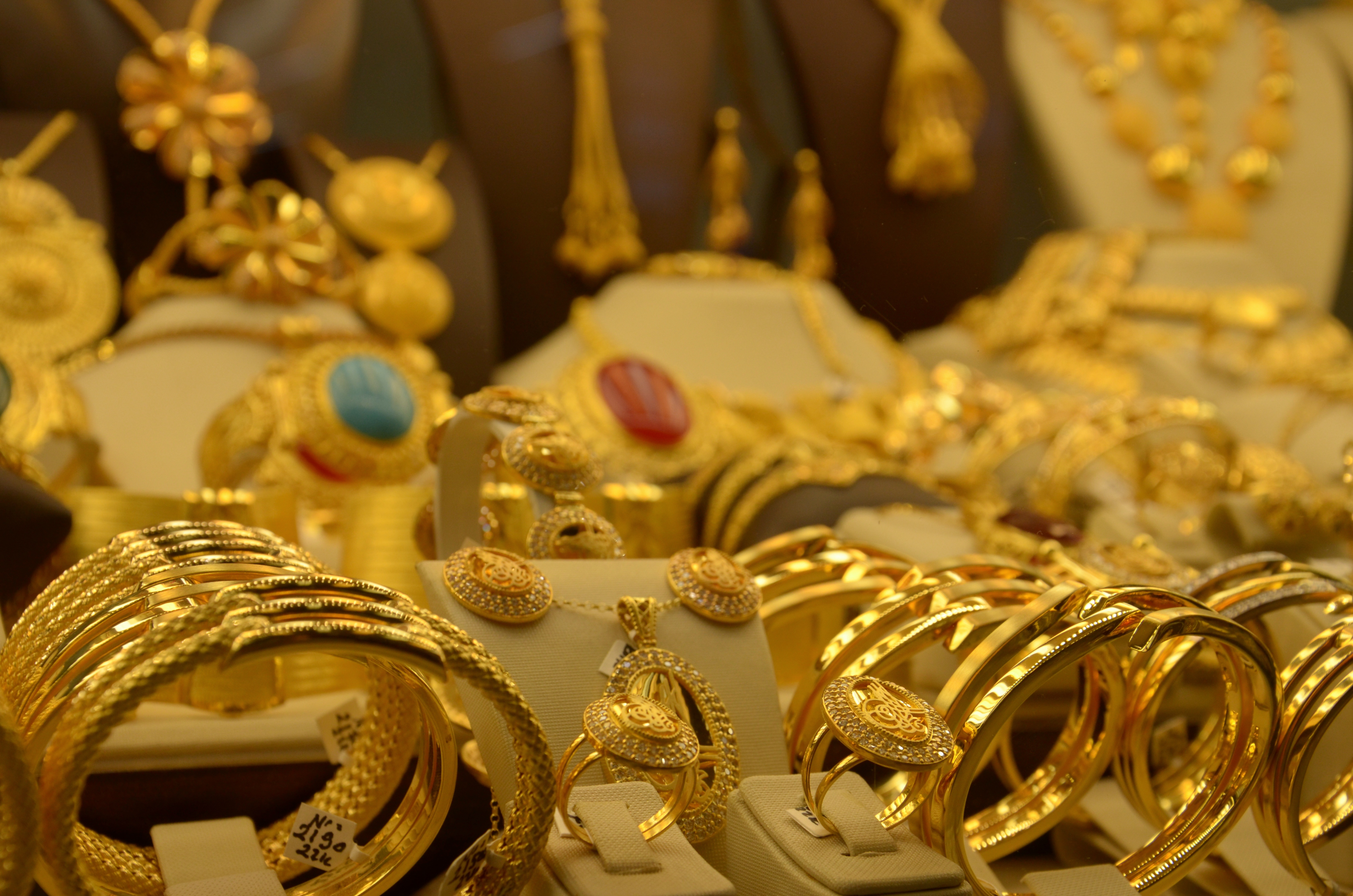Turkish Jewelry Losing out to Rising Gold Value Pulitzer Center