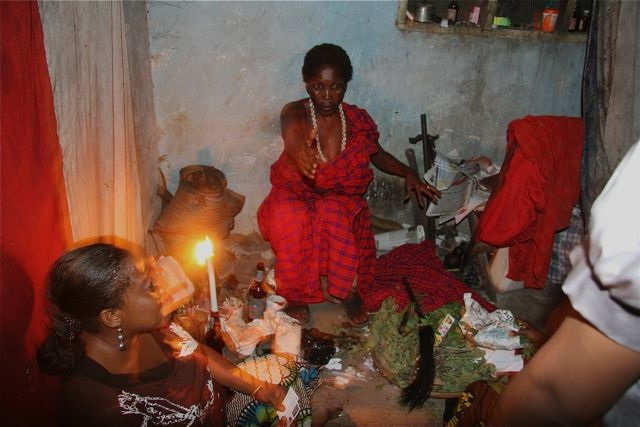 Tanzania: Healers and Witch Doctors | Pulitzer Center