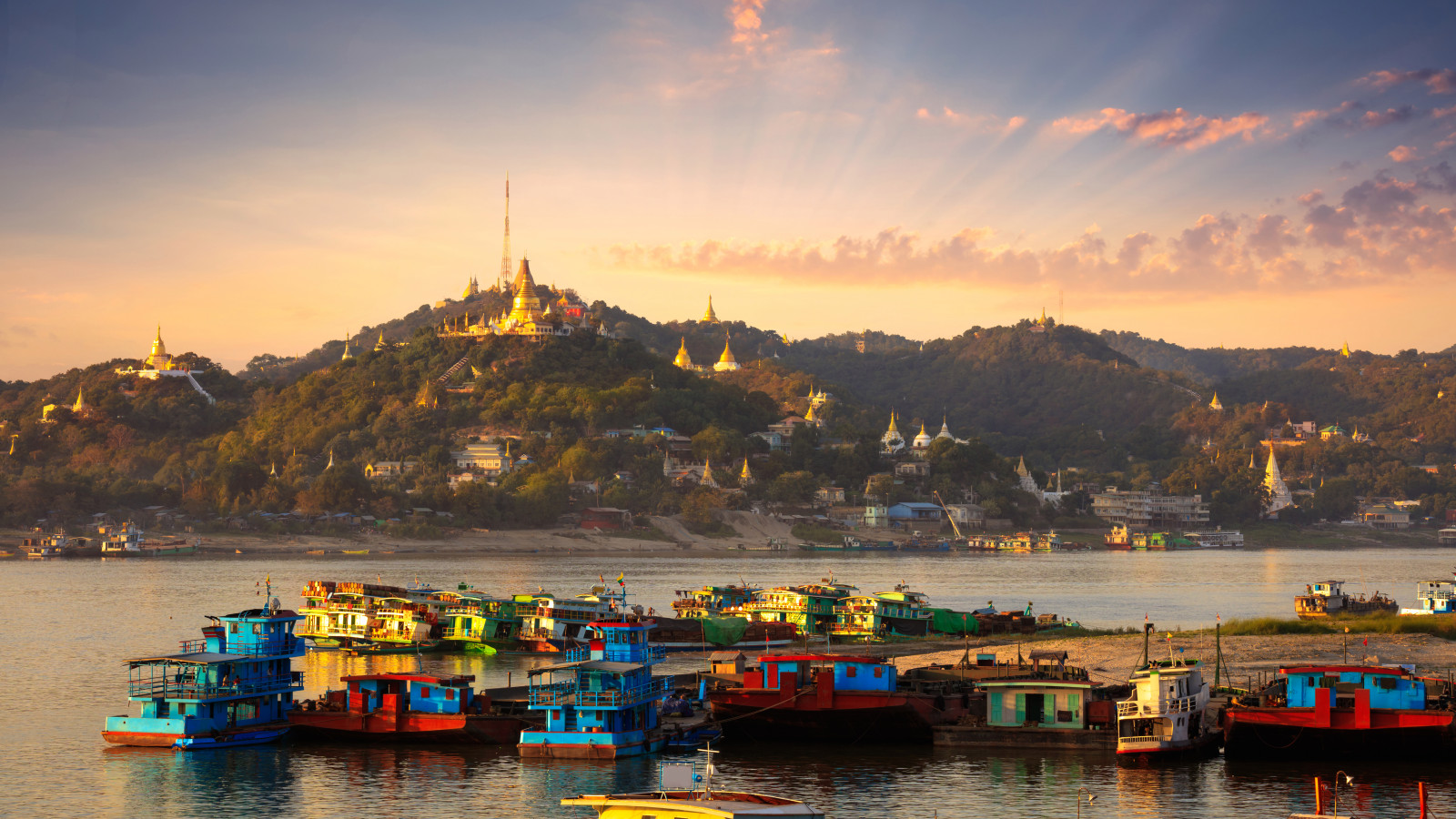 A Trip Down Myanmar's Sacred Irrawaddy River | Pulitzer Center
