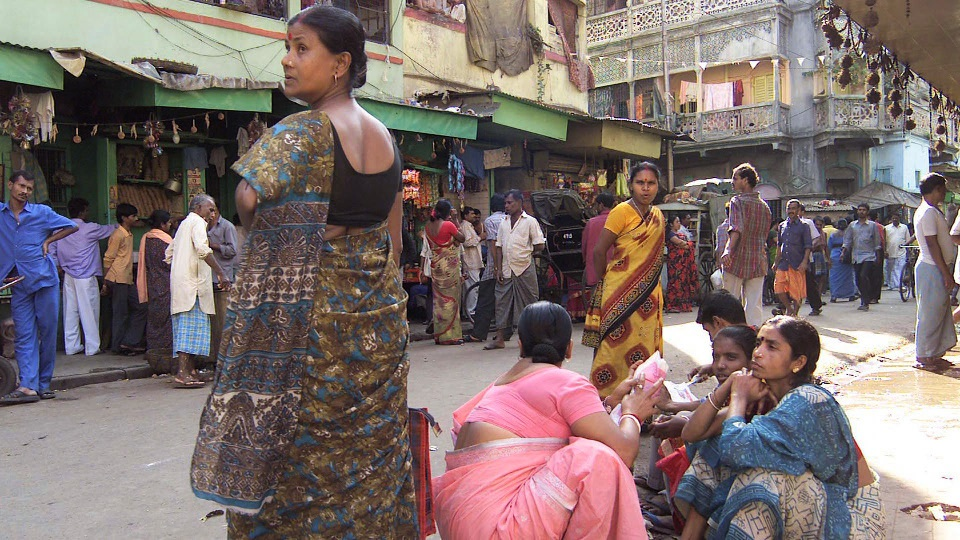 Nepal sex worker