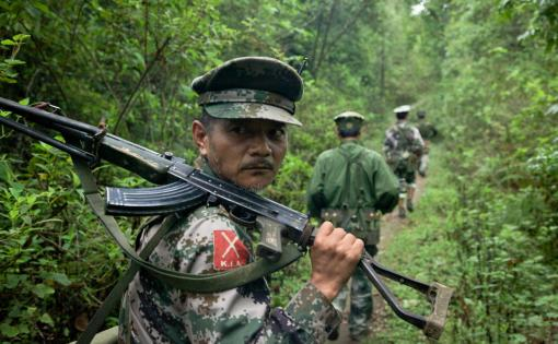 In Burma, Civil War Grinds on Far From Capital | Pulitzer Center