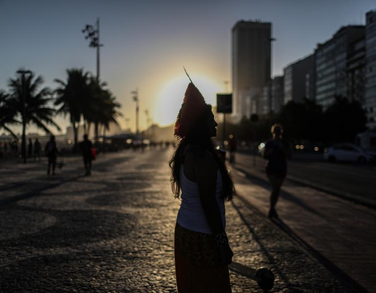 'We Are Made Invisible': Brazil's Indigenous on Prejudice in the City