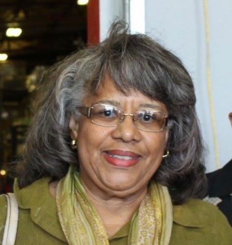 Patricia McKinney-Lewis, featured biography in Legacy Project. Photo provided by Patricia McKinney Lewis.​